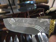 Как закалить металл для ножа