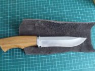 Самодельные ручки для ножей из дерева