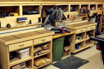 Оборудование столярной мастерской своими руками